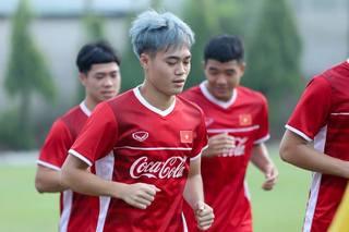 Tiền vệ Văn Toàn tiết lộ vị trí sở trường ở U23 Việt Nam tại ASIAD 2018