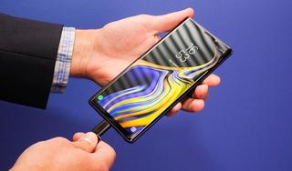 Ngắm Galaxy Note 9 màn hình khổng lồ, giá đắt nhất từ trước đến nay