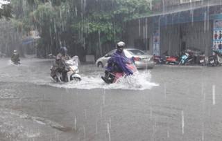 Thời tiết 10/8: Áp thấp nhiệt đới gây mưa nhiều nơi