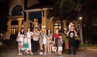Hồ Ngọc Hà cùng gia đình đi nghỉ dưỡng nhưng thiếu vắng Kim Lý