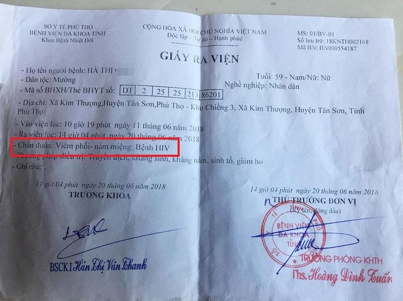 Vụ cả xã chao đảo vì đại dịch HIV: Bác sĩ không có giấy phép khám chữa bệnh tại nhà2