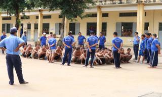 Học viên cai nghiện ở Tiền Giang 'tố' bị đánh, bắt quỳ 3 giờ