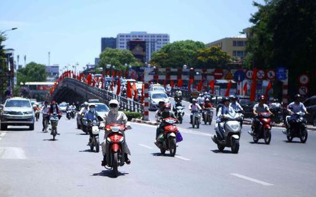 Thời tiết 13/8: Hà Nội tiếp tục nắng nóng trước đợt mưa lớn