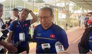 HLV Park Hang-seo: 'Khâu chuẩn bị của nước chủ nhà Indonesia là rất yếu'