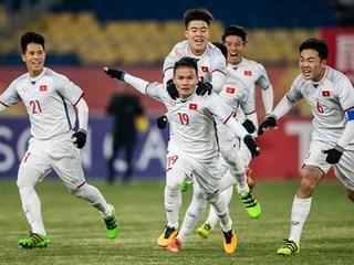 Lộ diện đội hình Olympic Việt Nam đấu Olympic Pakistan