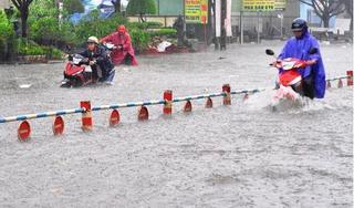 Thời tiết 14/8: Diễn biến mới nhất về bão số 4 trên biển Đông gây mưa lớn ở Bắc Bộ
