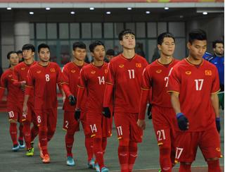 Trực tiếp Việt Nam - Pakistan: Olympic Việt Nam đón tin vui