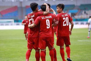 Báo quốc tế nói gì về chiến thắng đậm của Olympic Việt Nam?