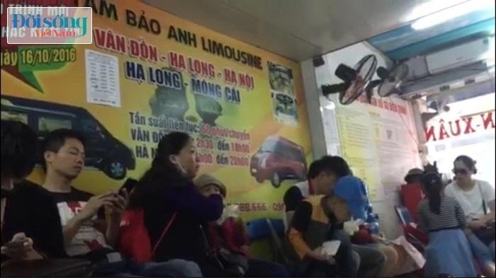 """Hãng Xe Khách Đoàn Xuân """"oanh tạc"""" ảnh 2"""