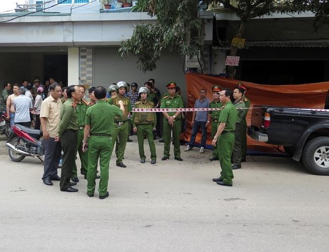 Giám đốc doanh nghiệp và vợ bị bắn tử vong ở Điện Biên, sống hòa thuận với hàng xóm