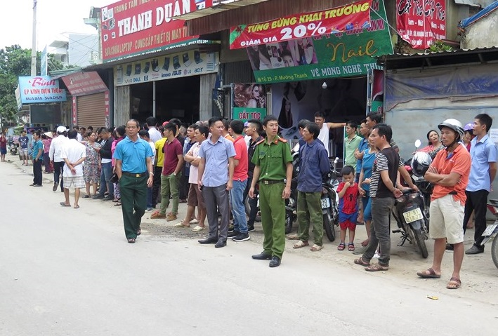 Xác định danh tính nghi phạm sát hại vợ chồng giám đốc doanh nghiệp ở Điện Biên