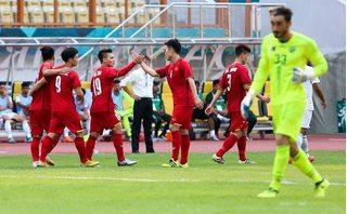 Olympic Việt Nam đón tin vui trước trận quyết đấu với Nepal ngày 16/8