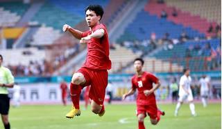 Đội hình Olympic Việt Nam đấu Nepal: Nhiều sự thay đổi