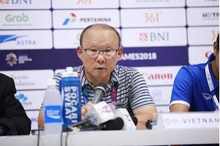 HLV Park Hang Seo nói gì trước trận đấu với Nepal?