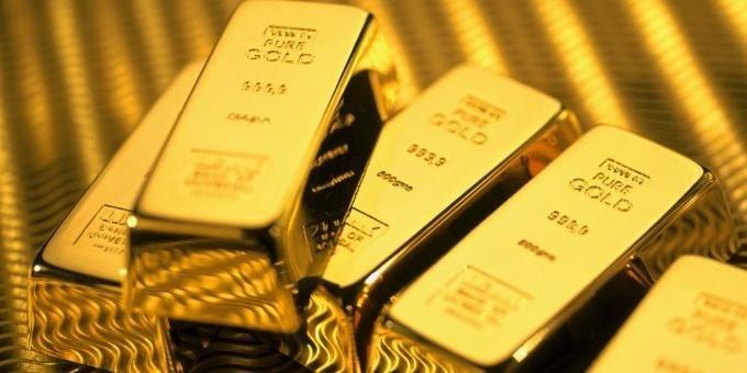 Giá vàng hôm nay 16/8: USD cao chót vót, vàng tụt dốc không phanh