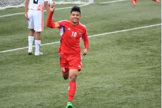 Olympic Việt Nam cần cảnh giác cao độ với 'Messi Nepal'