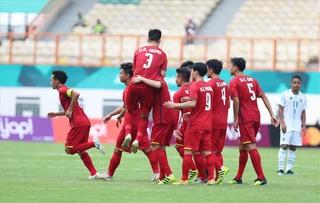 Trực tiếp Olympic Việt Nam - Olympic Nepal: Chờ Công Phượng bay cao