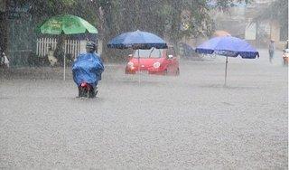 Bão số 4 suy yếu thành áp thấp nhiệt đới sau khi đổ bộ Nam Định - Thanh Hóa