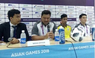 Nguy cơ lớn bị loại, Olympic Thái Lan xin lỗi người hâm mộ