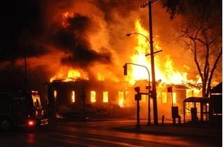 Lạng Sơn: Hỏa hoạn ở trụ sở xã, thiêu rụi toàn bộ giấy tờ