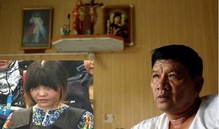 Bố Đoàn Thị Hương buồn rầu hay tin con gái không được trắng án