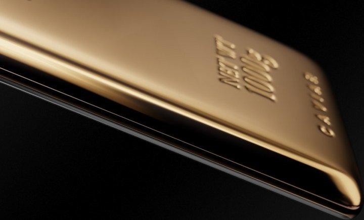 Ngắm Galaxy Note 9 dát 1kg vàng nguyên chất3