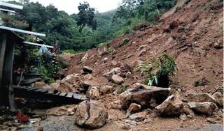 Sạt lở đất đá ở Thanh Hóa, một phụ nữ bị đá đè tử vong