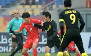 Sốc: Olympic Malaysia đánh bại ứng cử viên vô địch Hàn Quốc