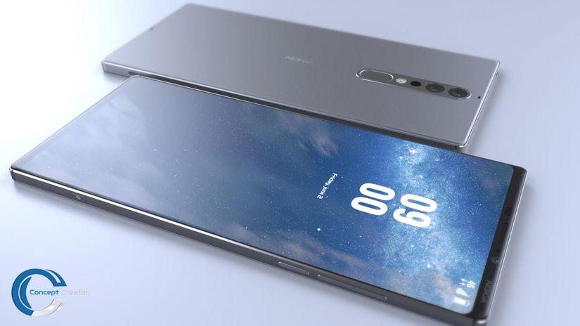 Nokia sắp ra mắt điện thoại cạnh tranh trực tiếp với iPhone X, Galaxy 2
