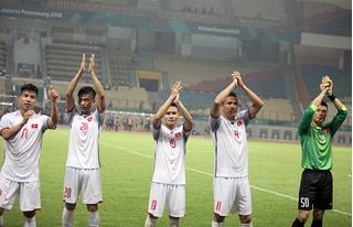 Olympic Việt Nam đón tin vui trước trận so tài với Nhật Bản