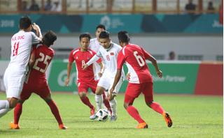 Asiad 2018: Olympic Việt Nam sẽ gặp những đối thủ nào ở Tứ kết?