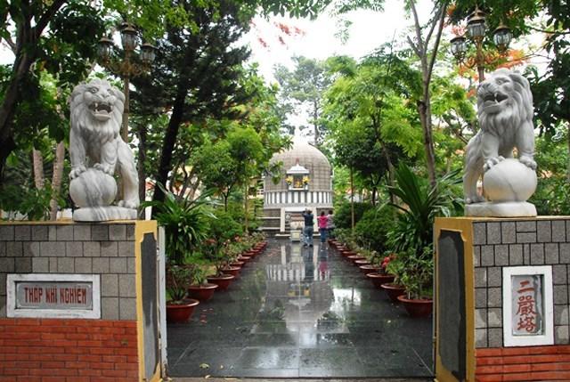 Rằm tháng Bảy nên đi chùa nào ở Hà Nội và TP.HCM5