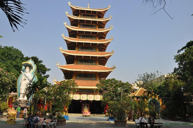 Rằm tháng Bảy nên đi chùa nào ở Hà Nội và TP.HCM6