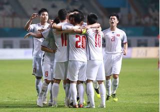 Lộ diện đội hình cực mạnh của Olympic Việt Nam đại chiến Nhật Bản