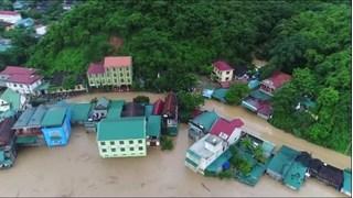 10 người chết và mất tích, mưa bão số 4 tiếp tục diễn biến phức tạp