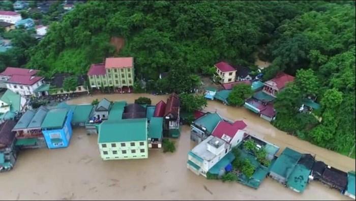 Cập nhật tình hình người chết và mất tích do mưa bão số 4