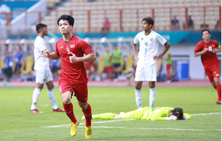 Trực tiếp Olympic Việt Nam- Nhật Bản: Chờ Công Phượng tỏa sáng