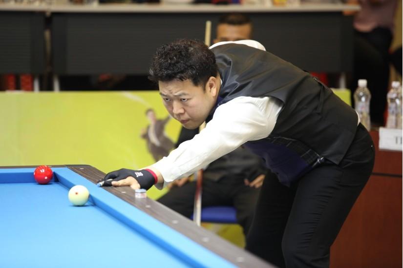 Trần Quyết Chiến vô địch giải Billiards Carom 3 băng quốc tế Bình Dương tranh cúp Becamex IJC - Number1