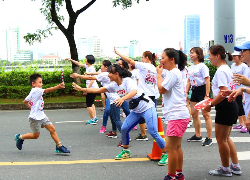Giải chạy Seabank run for the future gây quỹ cho trẻ em nghèo hiếu học