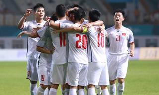 ASIAD 2018: Thái Lan bị loại, U23 Việt Nam gặp Bahrain