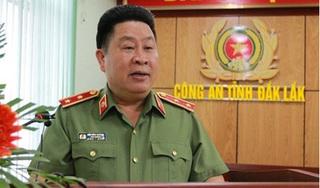 Đại tá Bùi Văn Thành nhận quyết định mới sau khi bị cách chức