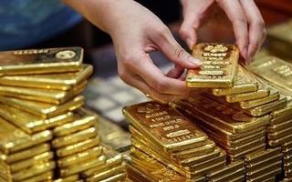 Giá vàng hôm nay 21/8: Sức ép từ đồng USD tăng mạnh, vàng tiếp tục chạm đáy