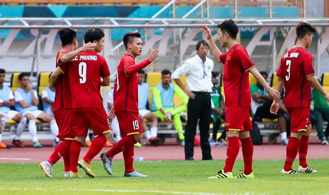 Olympic Việt Nam từng đánh Olympic Bahrain trong quá khứ