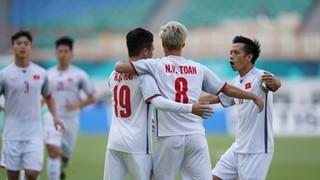 Đội trưởng Văn Quyết tự tin Olympic Việt Nam sẽ vào tới bán kết