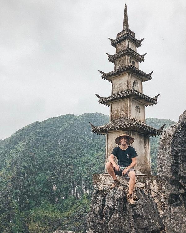 'Vạn Lý Trường Thành Việt Nam' đẹp thơ mộng trong ảnh 'check-in' của khách Tây