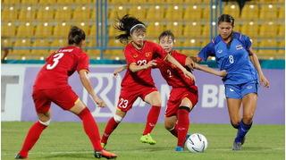 ASIAD 2018: Đội tuyển nữ Việt Nam thua tan nát Nhật Bản