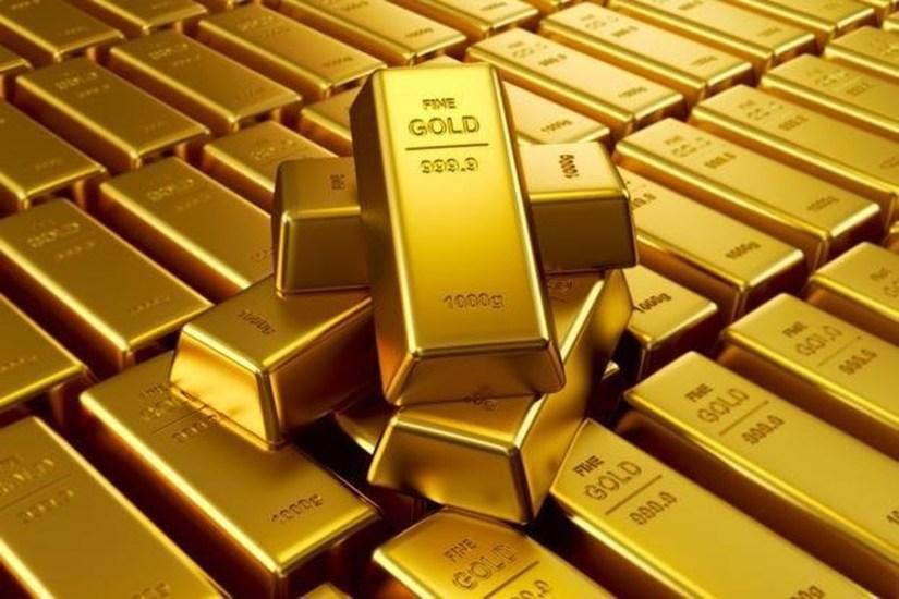 Giá vàng hôm nay 24/8: USD giảm sâu, vàng tiếp tục phục hồi