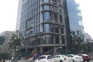 Hé lộ nhiều dấu hiệu sai phạm tại dự án An Thịnh Hotel