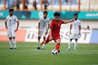 Olympic Việt Nam rèn chiến thuật, Công Phượng luyện sút Penalty