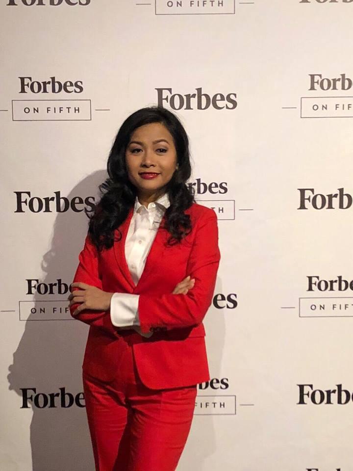 Trần Quí Thanh được Forbes vinh danh, Ông Trần Quí Thanh được Forbes vinh danh